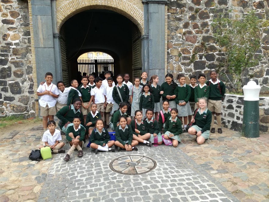 4w outing to castle 2018