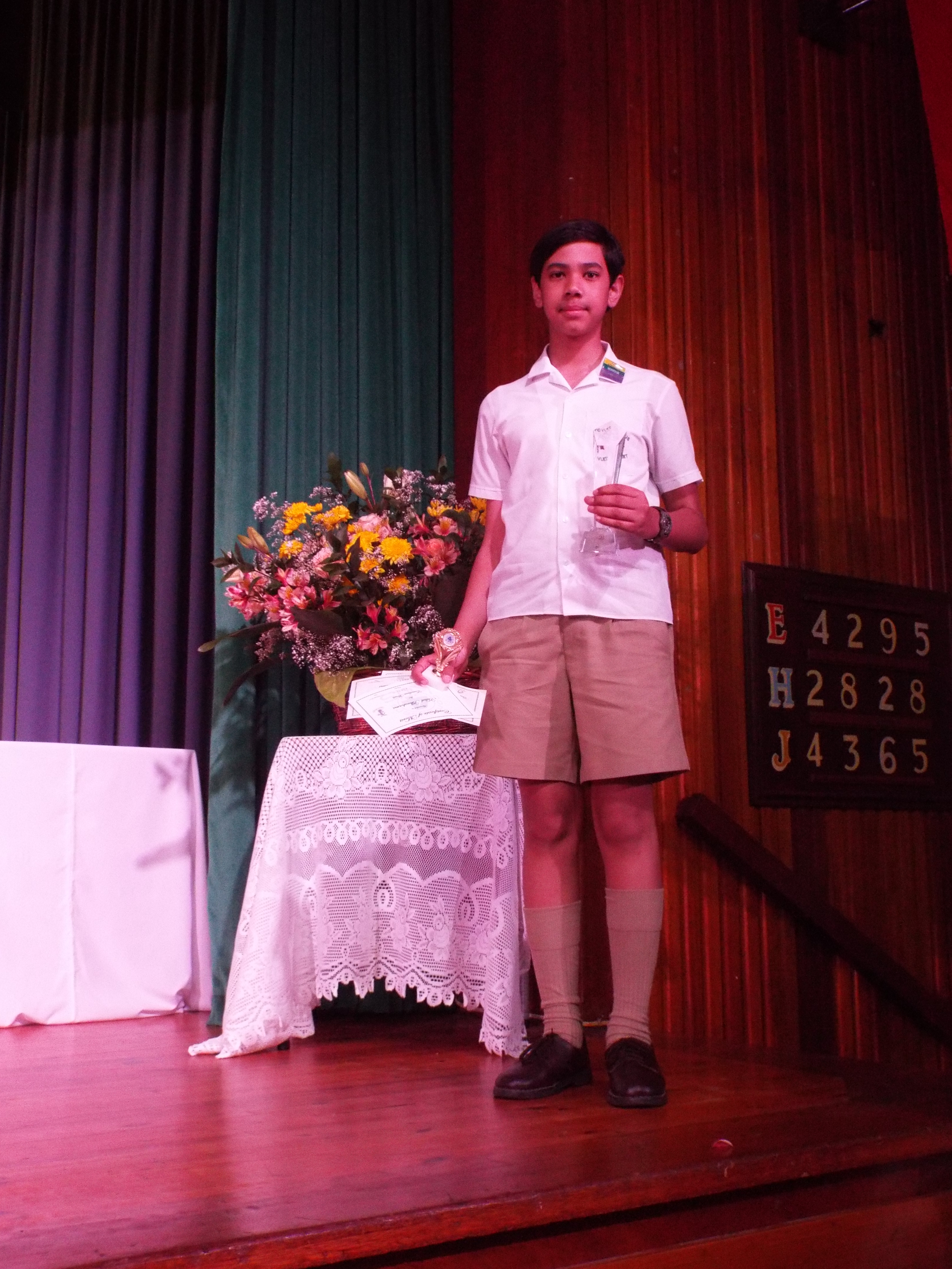 Academic and Sports awards 2015 (21)