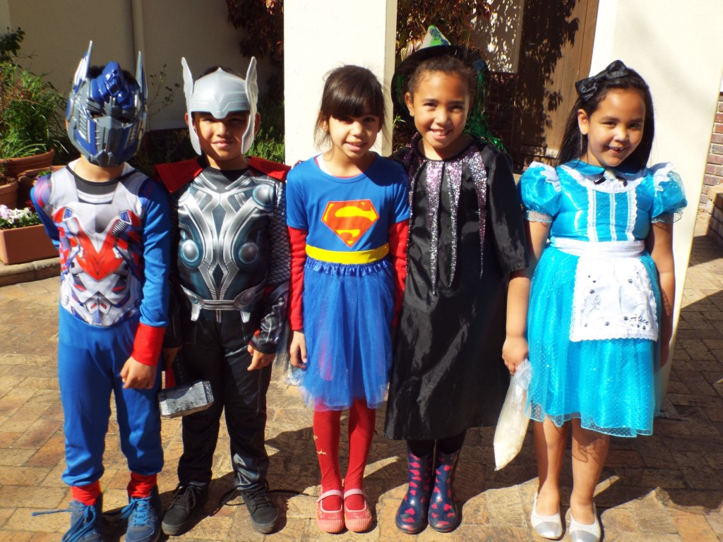 Cartoon Characters To Dress Up As : Cartoon character superhero dress up day bergvliet