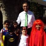 Cartoon character - superhero dress-up day (11)