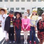 Cartoon character - superhero dress-up day (17)