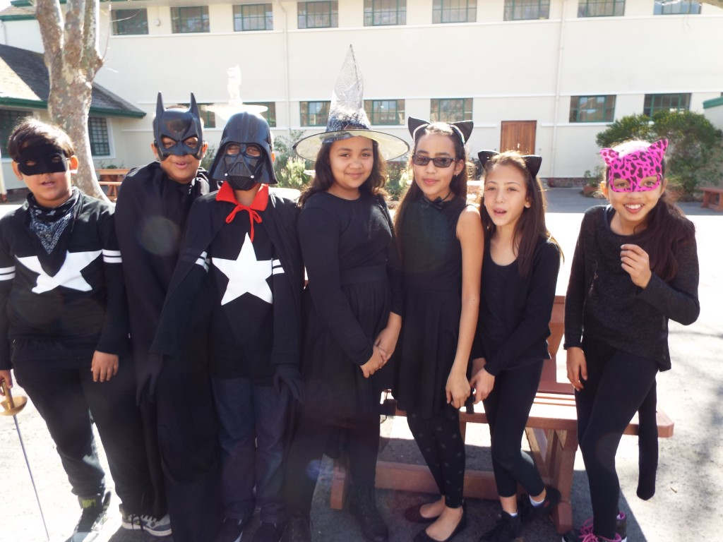 Cartoon character - superhero dress-up day (18)