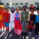 Cartoon character - superhero dress-up day (19)