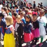 Cartoon character - superhero dress-up day (8)