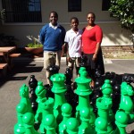 Chess set donated by Wafawarowa family (1)