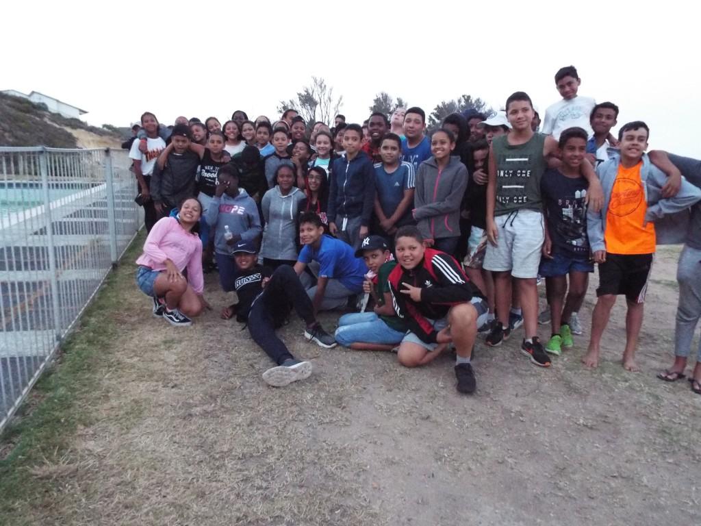 GRADE 7 CAMP 2018