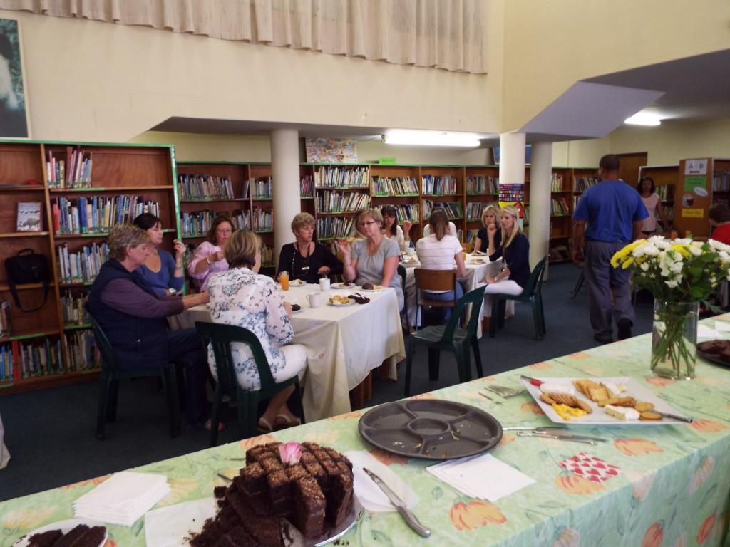 Farewell tea for staff leaving (4)