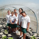 Garden Club visit Heathfield Primary