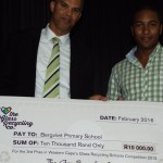 Glass recycling co. cheque handover (4)
