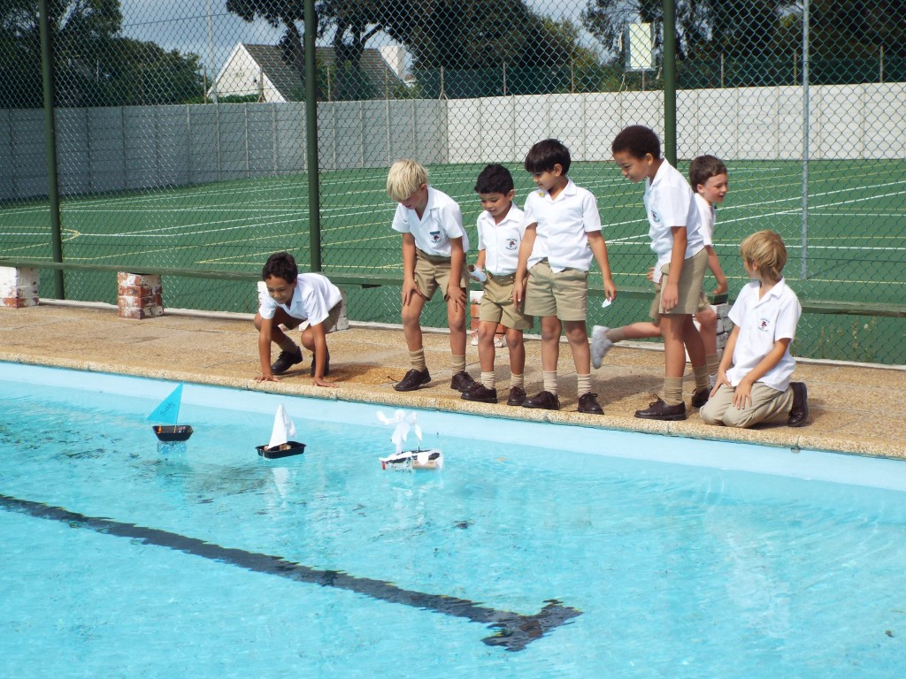 Gr 2 classes floated their boats (13)