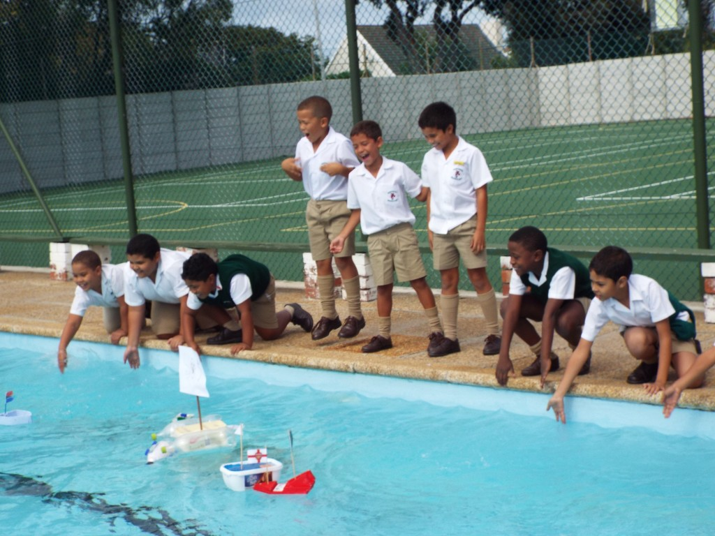 Gr 2 classes floated their boats (19)