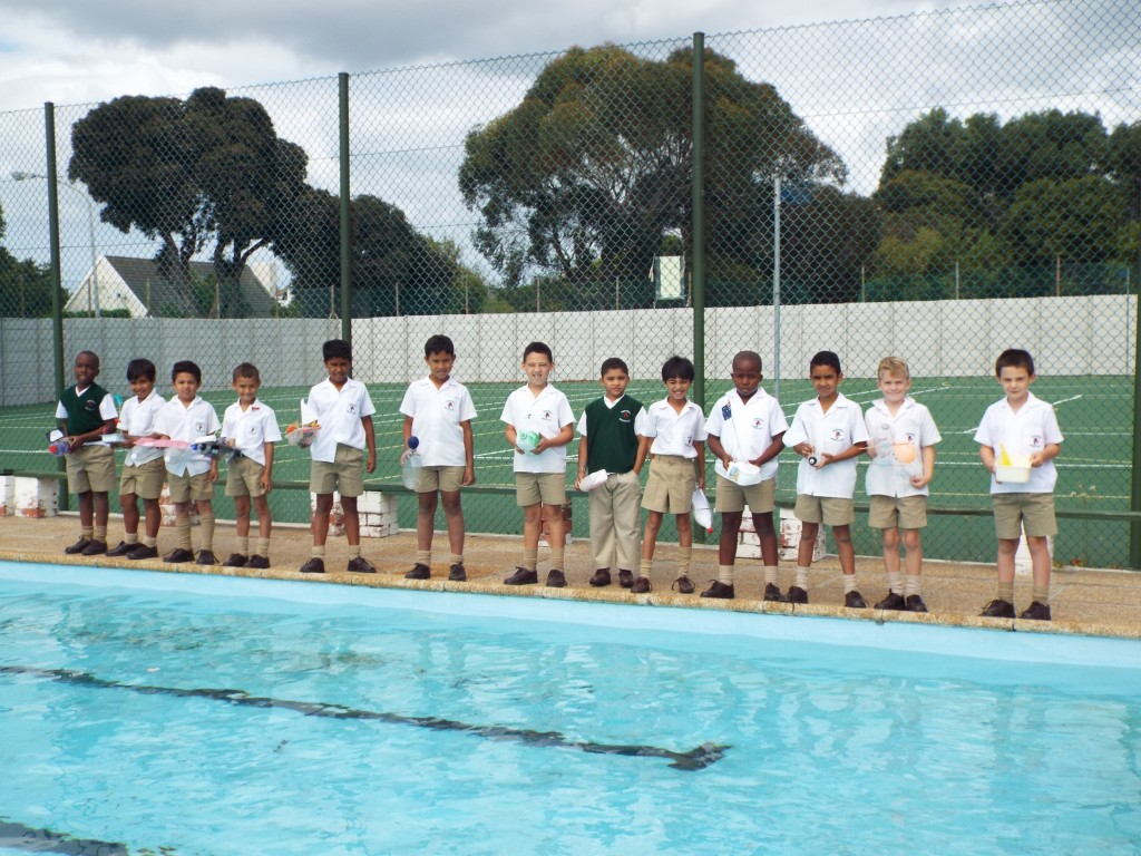 Gr 2 classes floated their boats (22)
