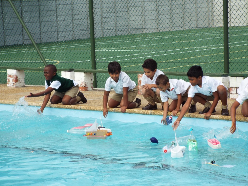 Gr 2 classes floated their boats (24)