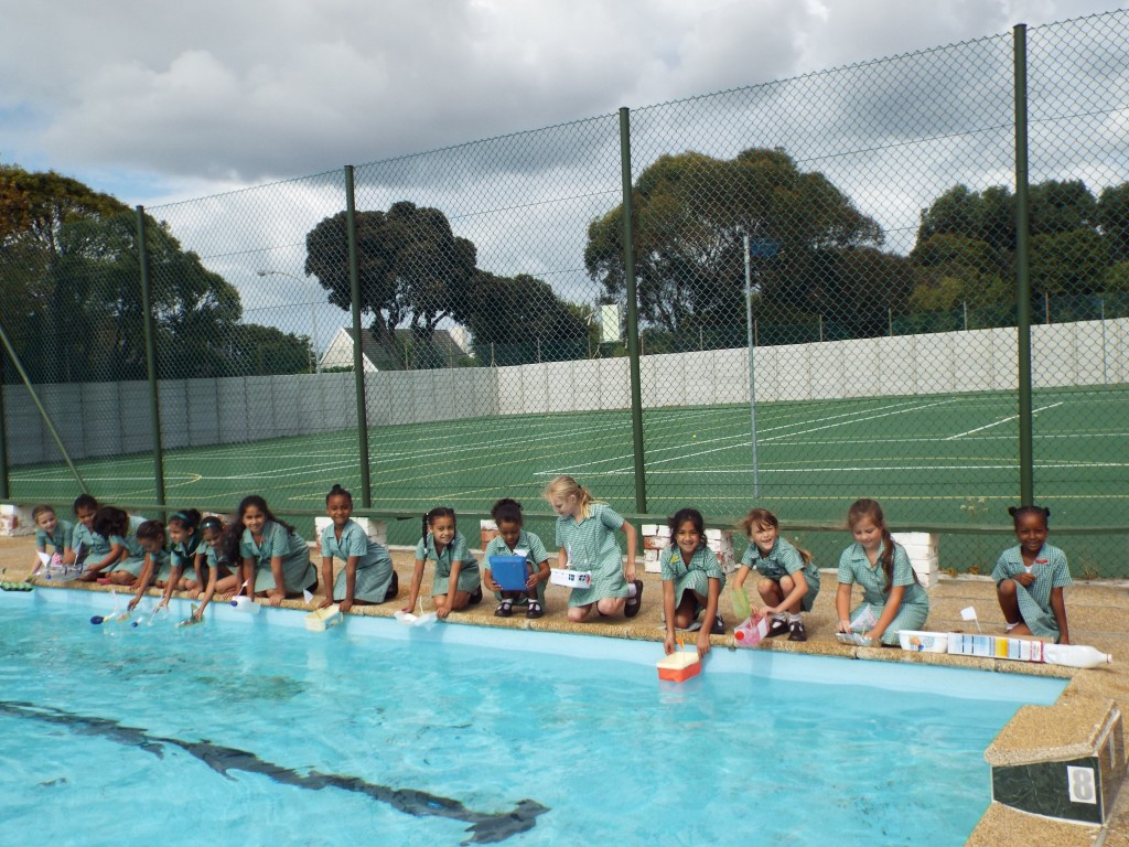 Gr 2 classes floated their boats (25)