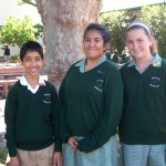 Gr 6 & 7 Public Speaking Competition winners