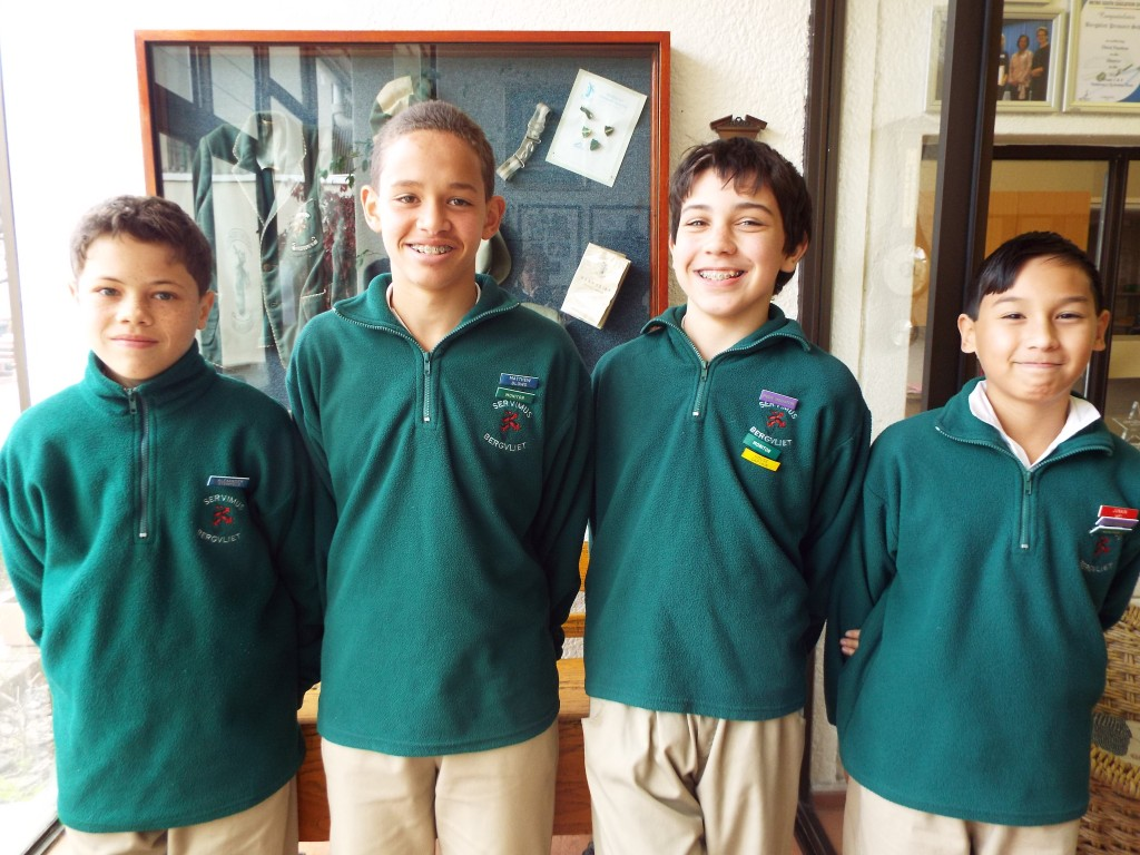 Grade 7 Maths competition