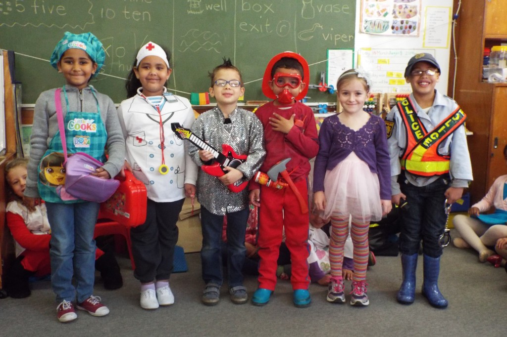 Grade R Dress-up Day (1)
