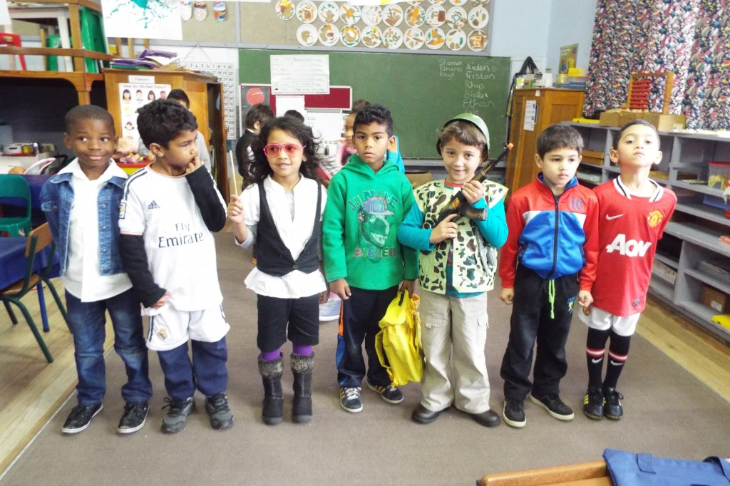 Grade R Dress-up Day (14)