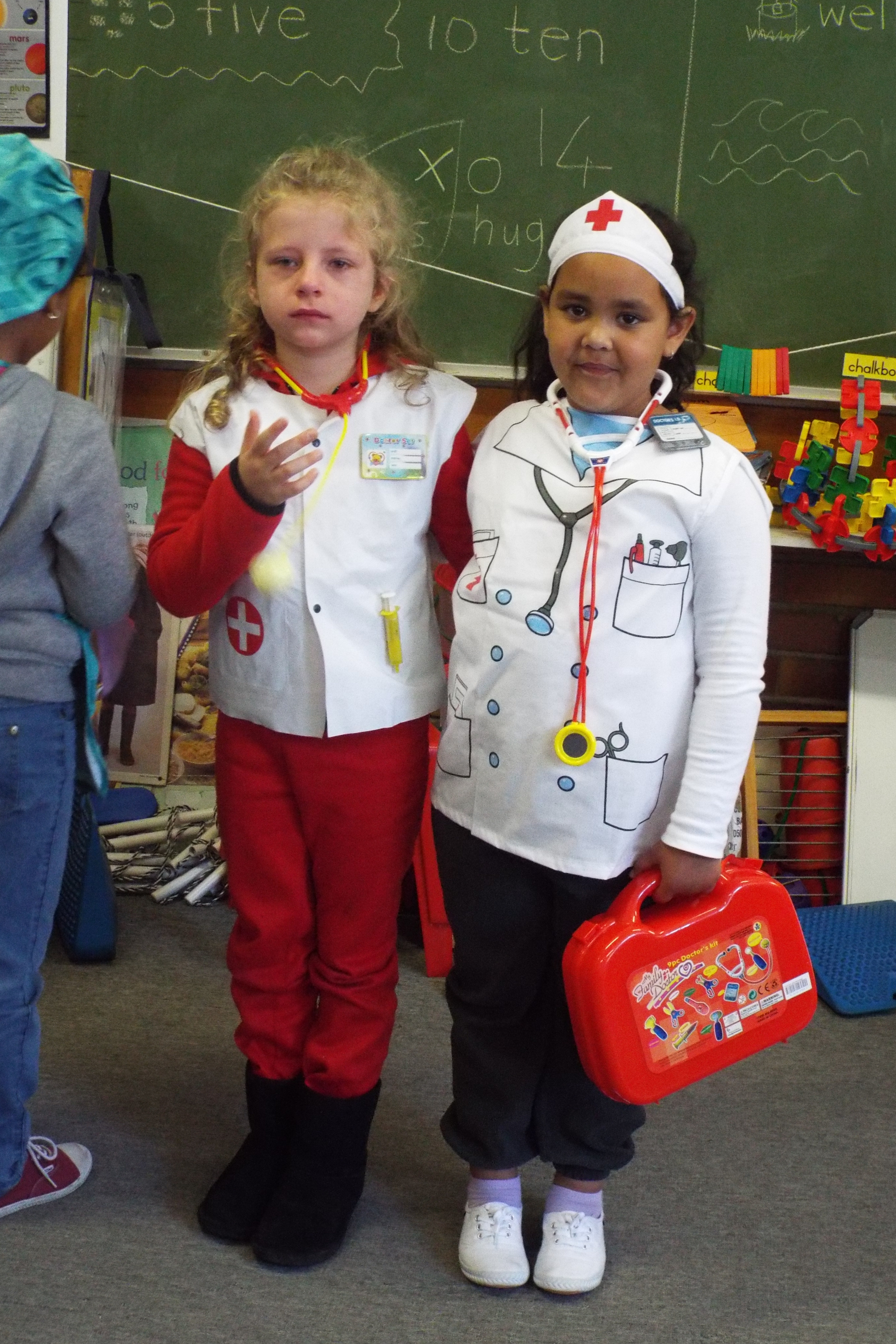Grade R Dress-up Day (19)