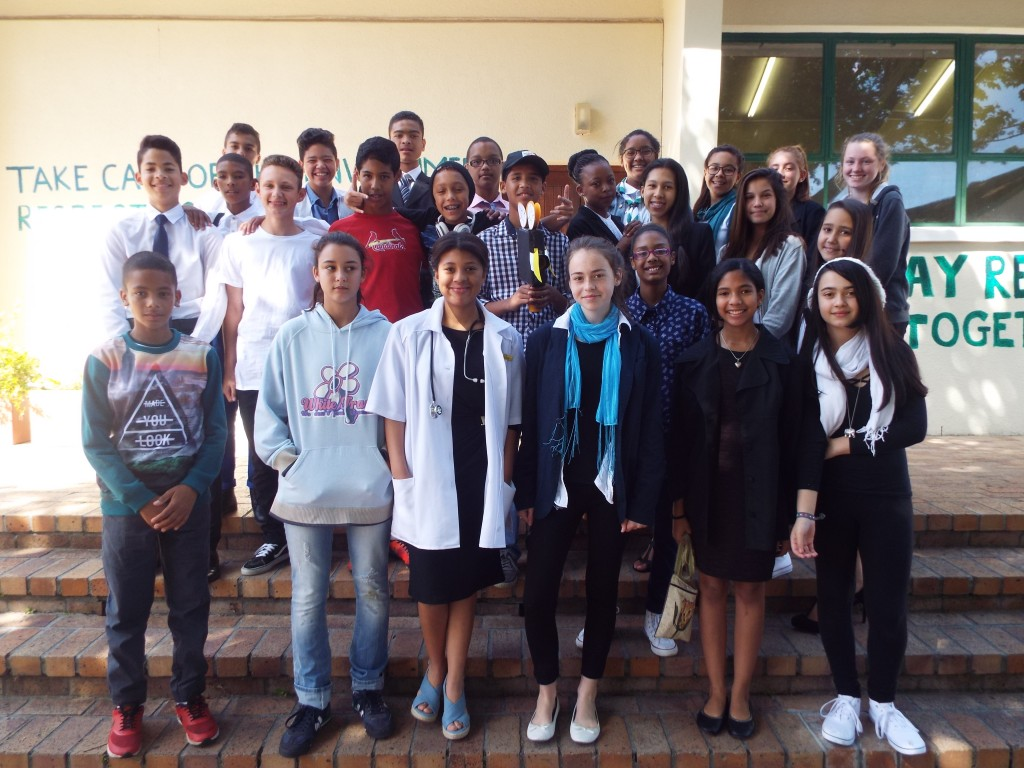 Grade Seven careers day 2016 (1)