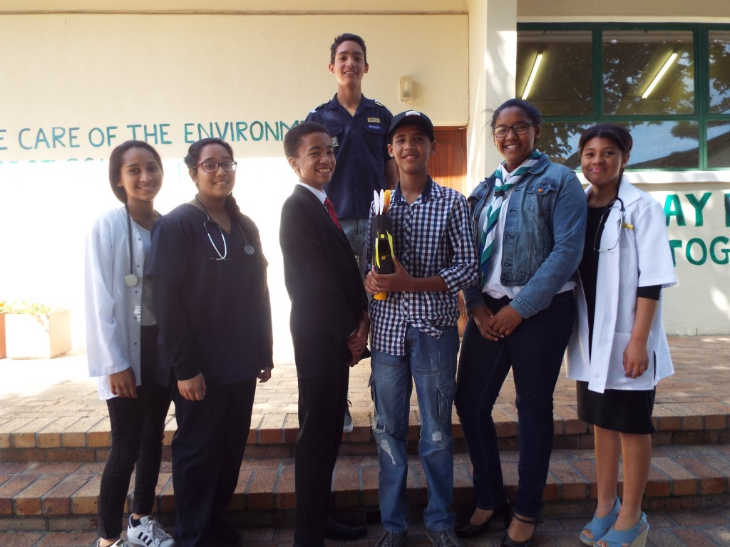 Grade Seven careers day 2016 (12)