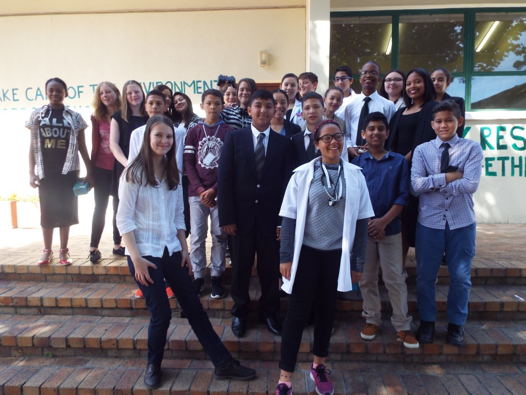 Grade Seven careers day 2016 (13)