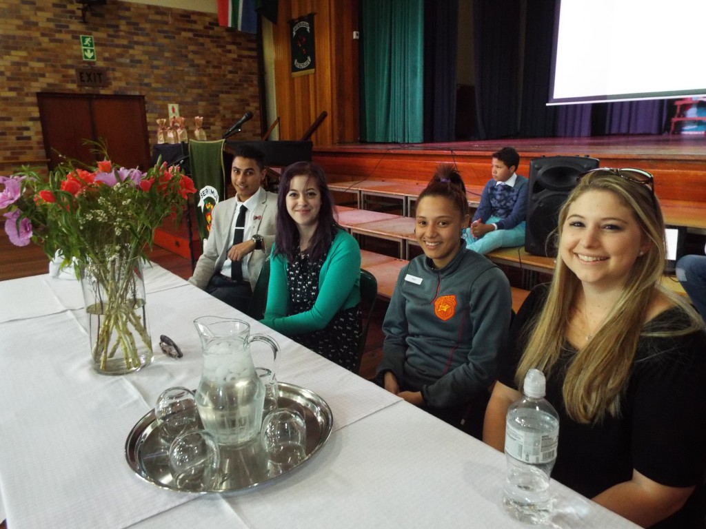 Grade Seven careers day 2016 (2)