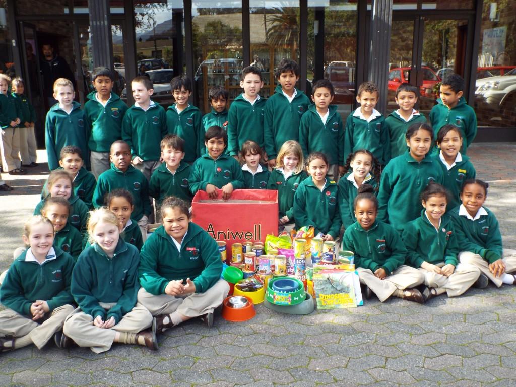 Grade Two Mandela Day (2)