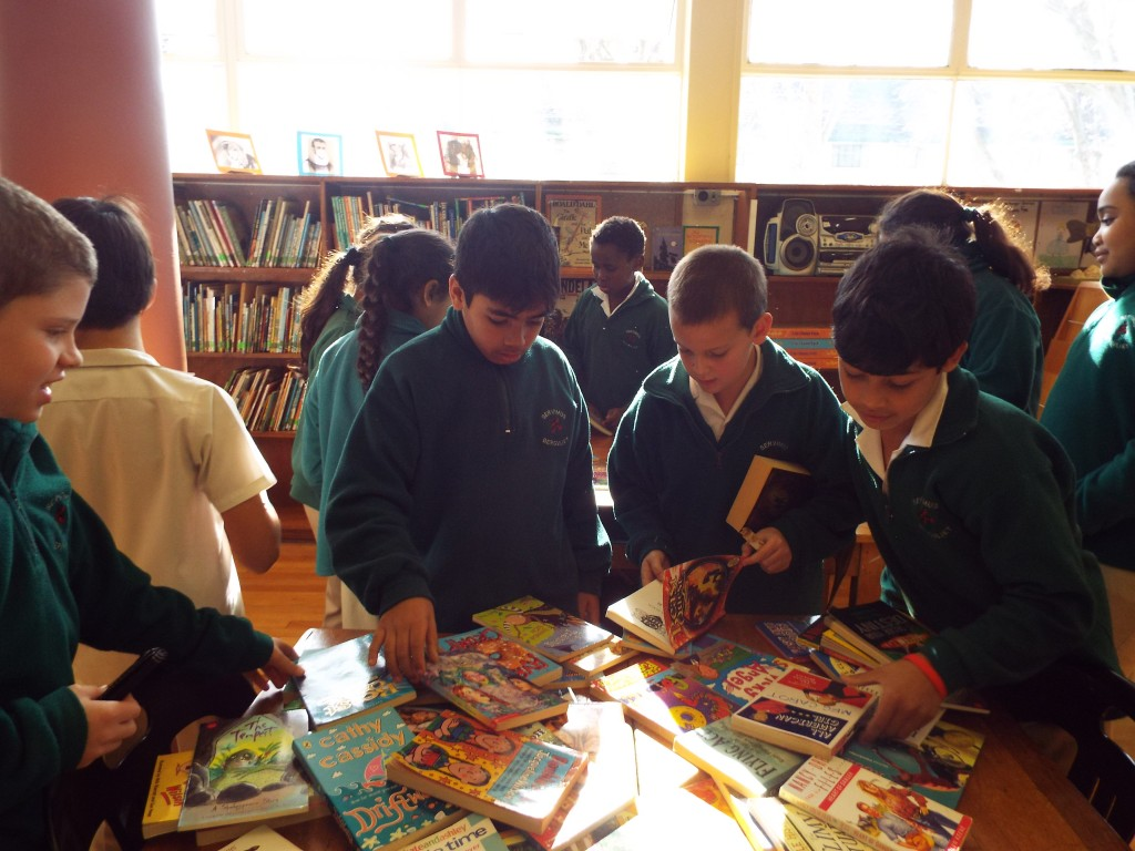 Help the rural child book sale (33)