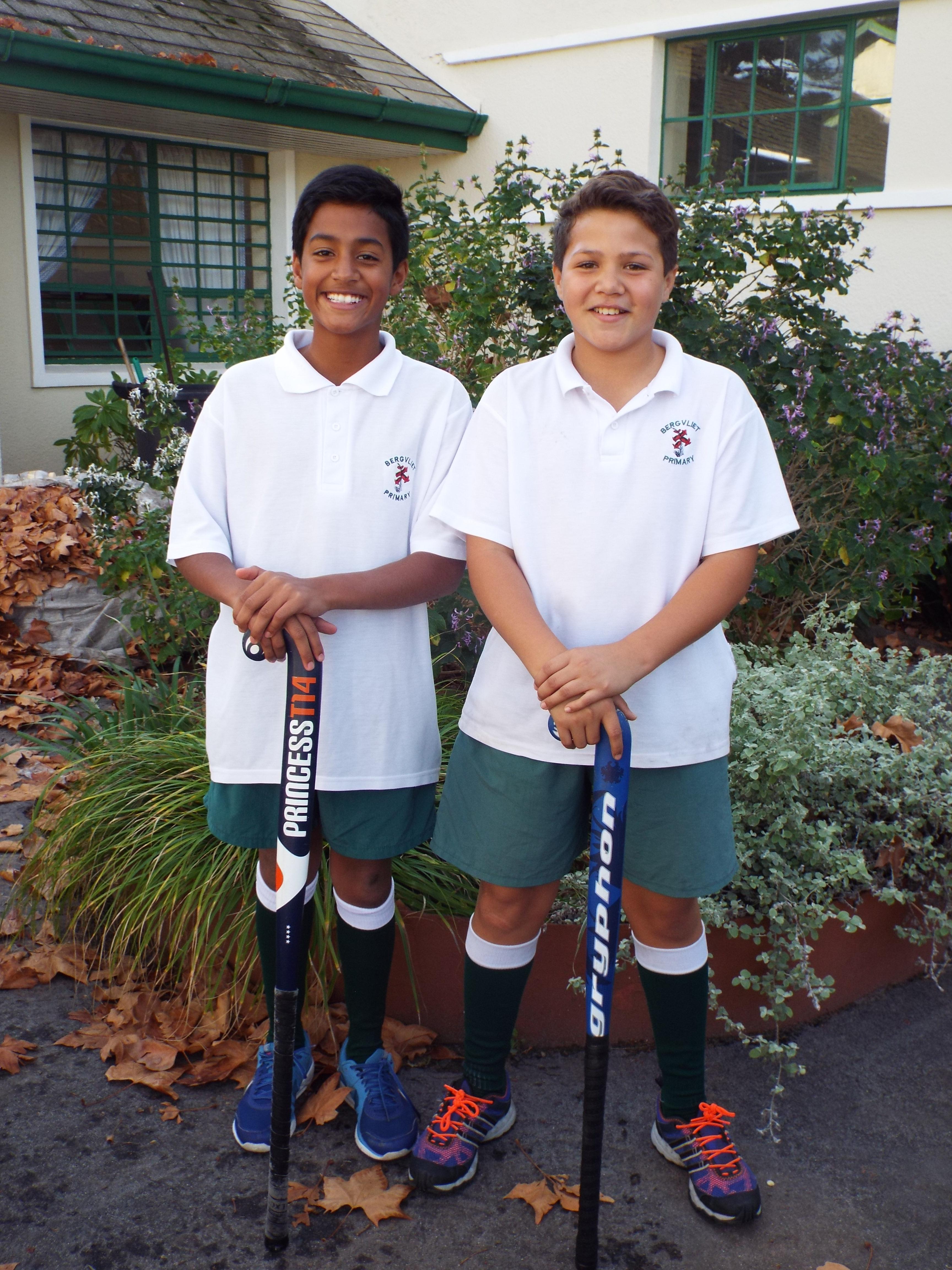 Hockey boys