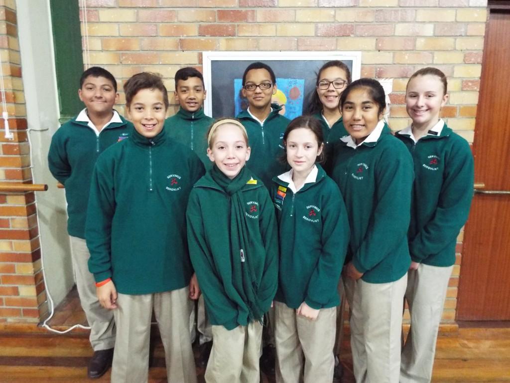 Horizon Maths competition winners (2)