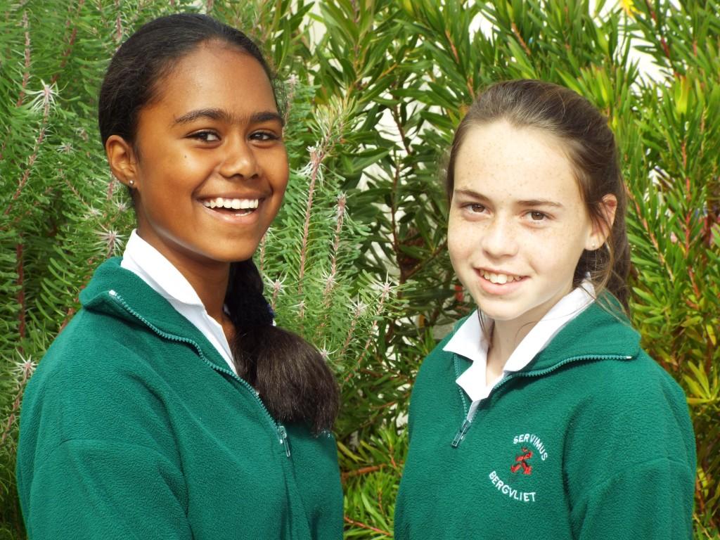 Kezia Floris & Cailyn O'Kelly