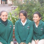 Kirsten Adams, Shanice Cole, Kelly Aspeling were selected to represent BPS at U13 Girls Zonal Hockey Trials