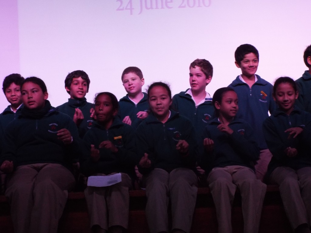 Miss van Schalkwyk's Farewell assembly (1)