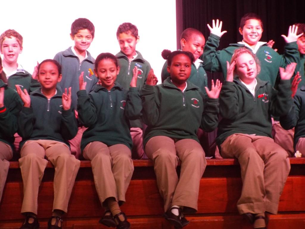 Miss van Schalkwyk's Farewell assembly (4)