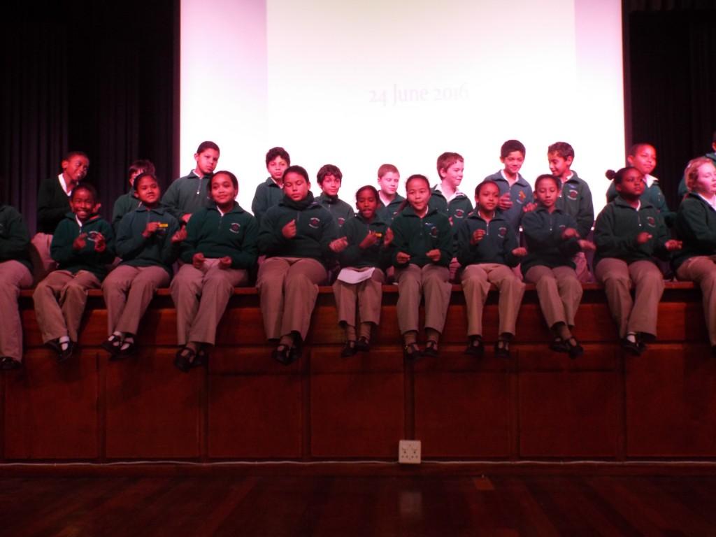 Miss van Schalkwyk's Farewell assembly (6)
