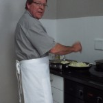 Mr Kruger in the kitchen (1)