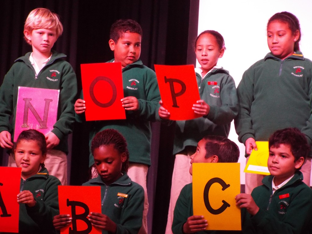 Mrs Buckley's farewell assembly (12)