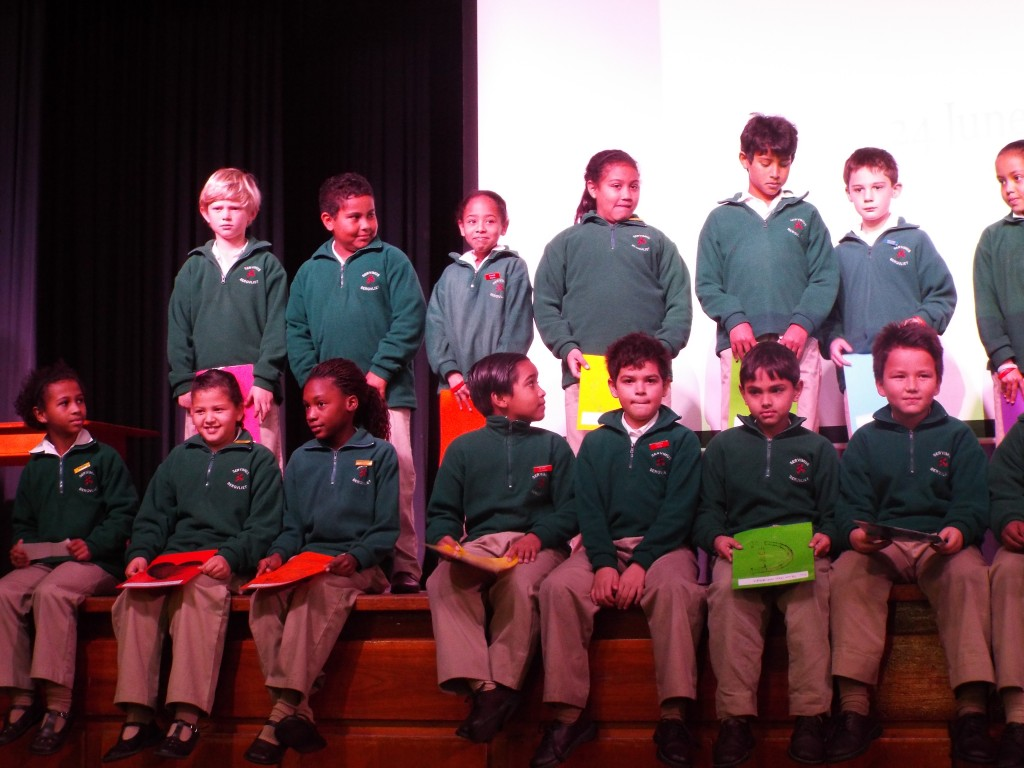 Mrs Buckley's farewell assembly (7)