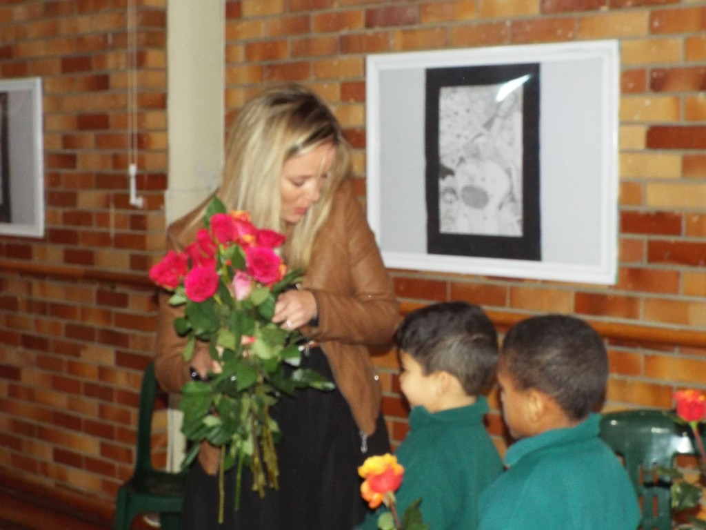 Mrs King's Farewell Assembly (1)