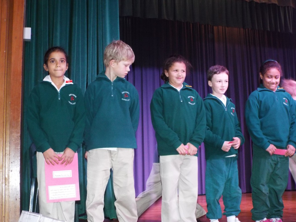Mrs King's Farewell Assembly (4)
