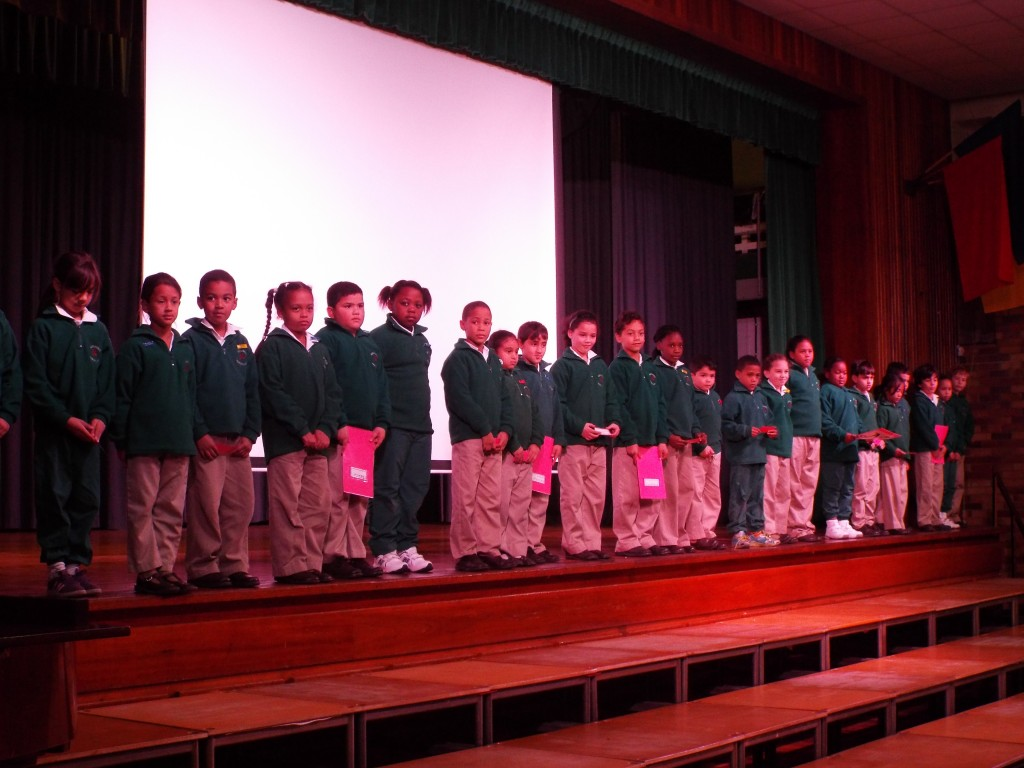 Mrs King's Farewell Assembly (5)