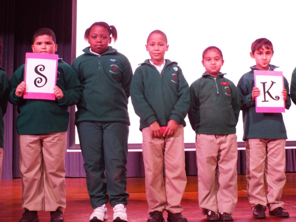 Mrs King's Farewell Assembly (6)