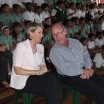 Mrs de Beer's Farewell Assembly (17)