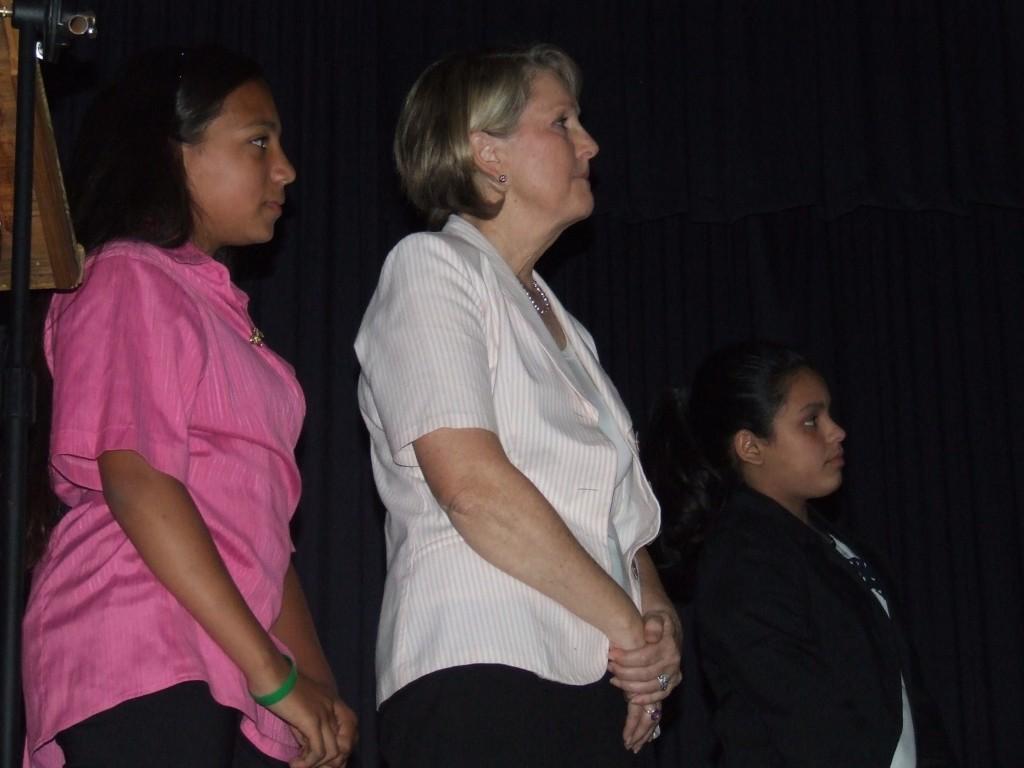 Mrs de Beer's Farewell Assembly (19)