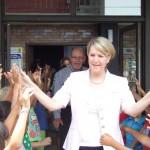 Mrs de Beer's Farewell Assembly (25)