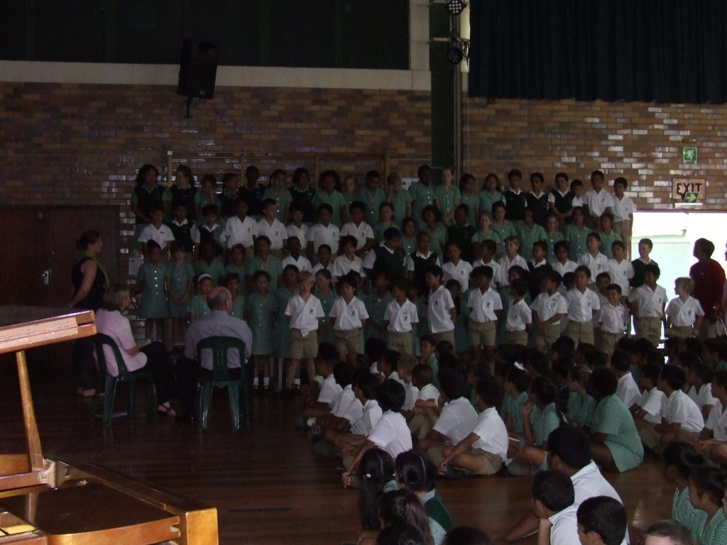 Mrs de Beer's Farewell Assembly (6)