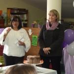 Mrs de Beer's birthday tea (26)