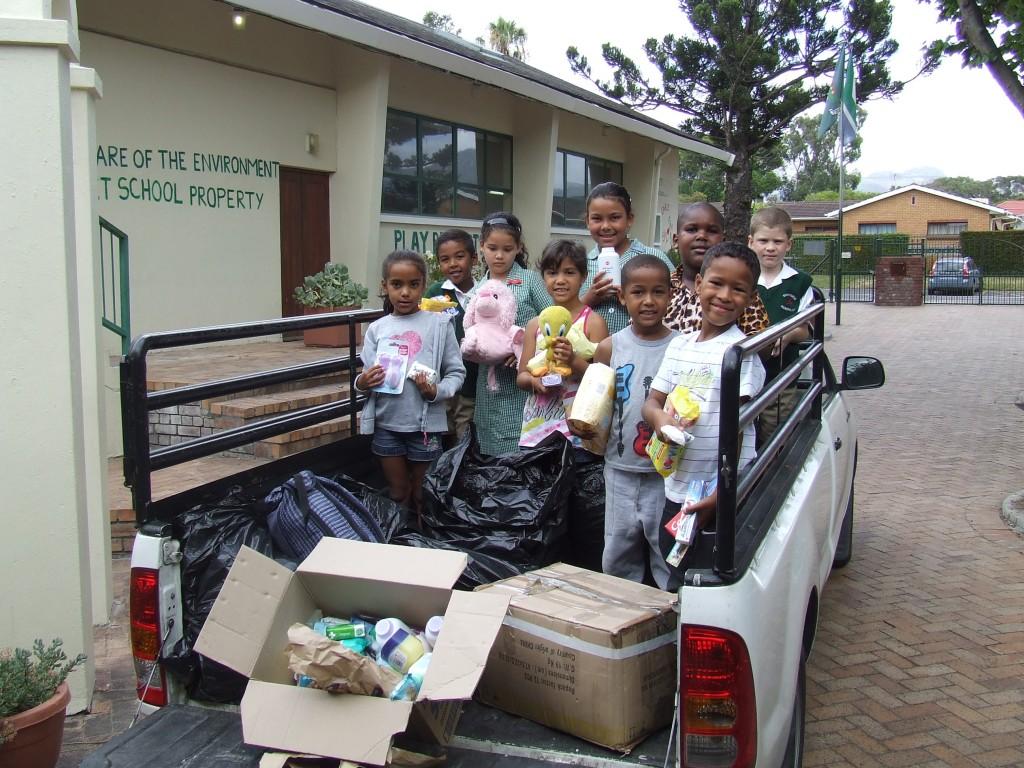 Nazareth House donations (2)