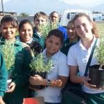 Planting lavendar at Lavendar Hill (2)